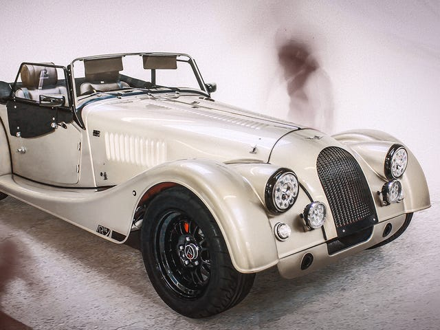 The New Morgan AR P4 Is The Classic Morgan With 225 Cosworth Horses