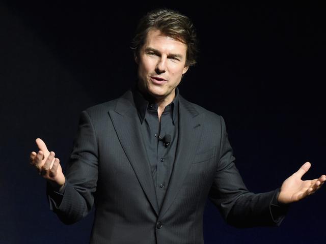 Tom Cruise hat seine Nichte aus der Familie verbannt, weil er mit einem Jungen rumgemacht hat