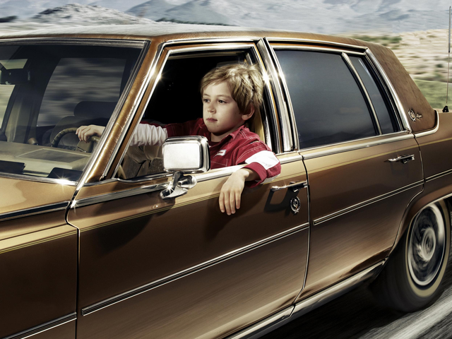 Driving is Child's Play: Road Edition