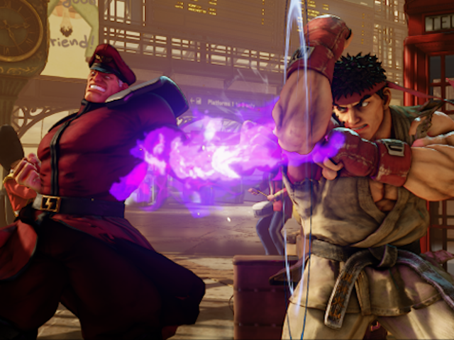 Street Fighter V Beta Taken Offline Immediately After Launching