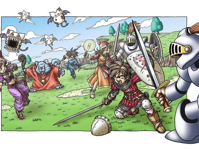 <i>Dragon Quest XI</i> afslører næste uge?