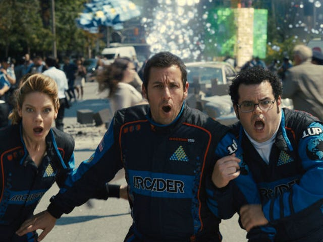 Adam Sandler Has Never Ruined A Movie As Much As He Ruins Pixels