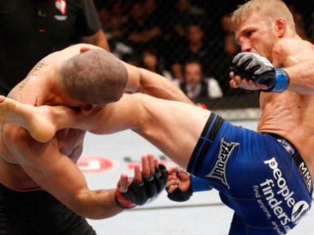 UFC Tarihinin En Büyük Sıkıntılarından Birisi