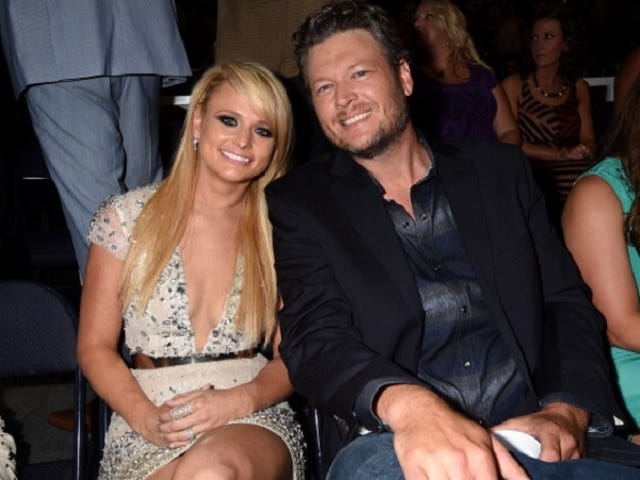 Miranda Lambert and Blake Shelton Are Totally Okay With Each Other