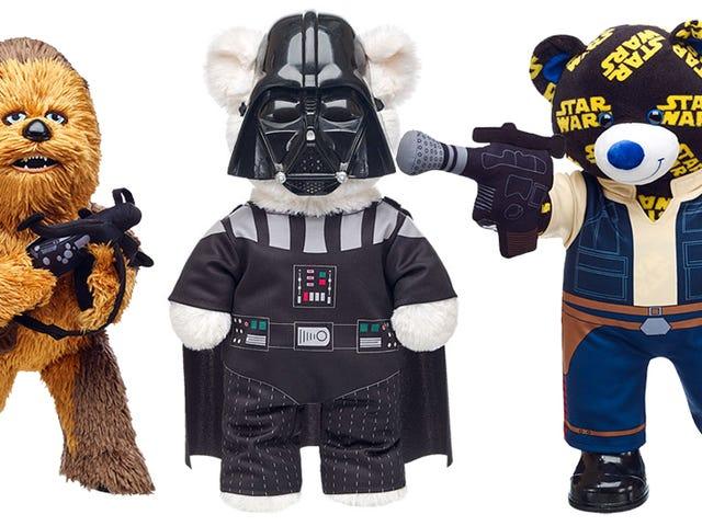 Star Wars Build-A-Bears är packade med ond gåva potential