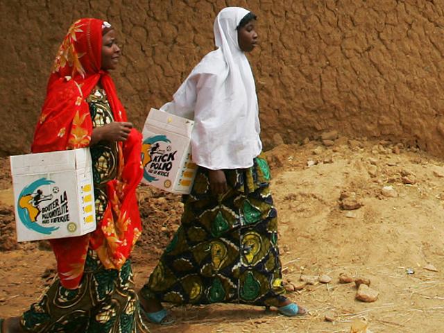 नाइजीरिया एक वर्ष के लिए पोलियो मुक्त हो गया है