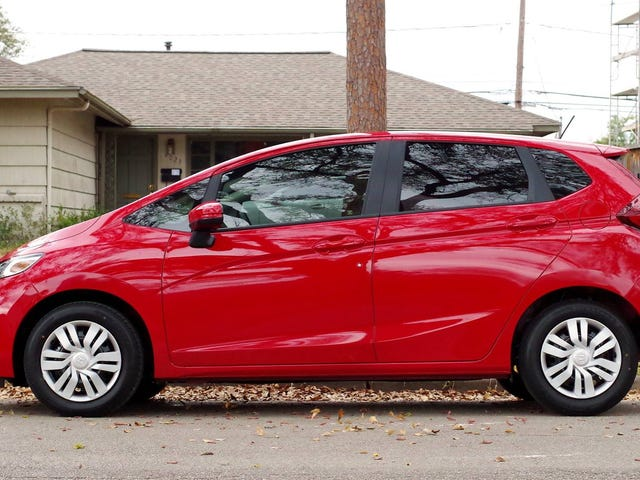 Why I'm a Sucker: My 2015 Honda Fit