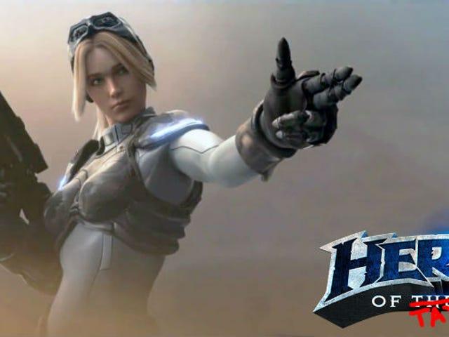 Heroes of TAY Storm: Nova