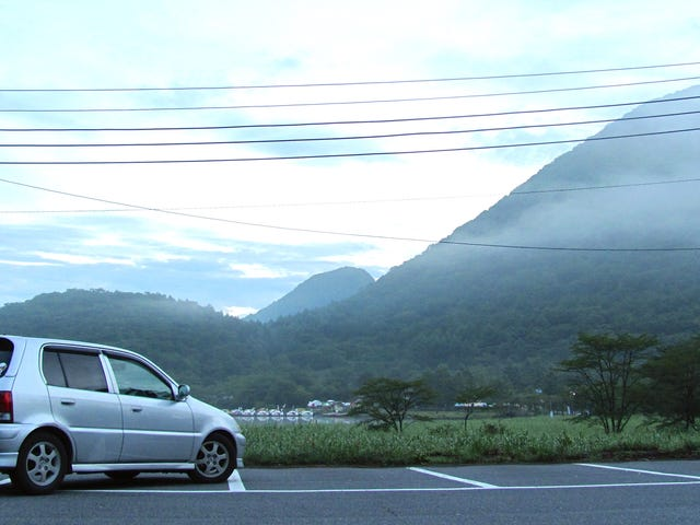 The Night I Had An Initial D Mountain All To Myself