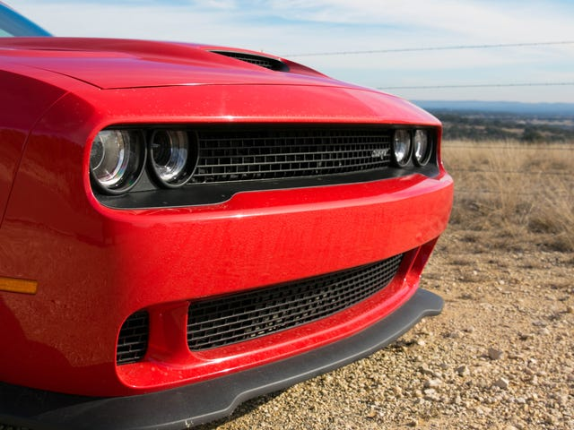 If You Haven't Received Your 2015 Hellcat Yet, Your Order Was Cancelled