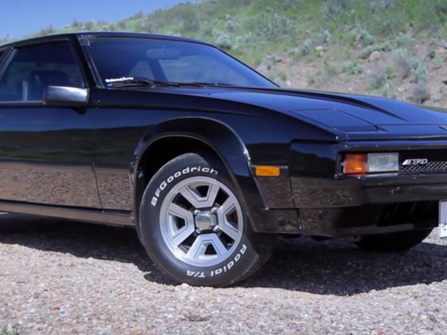 Bagaimana Rasanya Sehari-Hari Mengendarai Toyota Celica Supra 1982