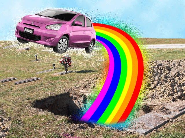Mitsubishi non è ancora morto