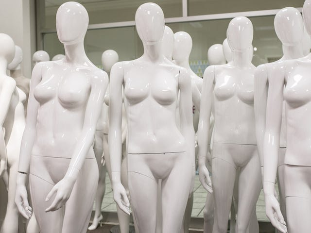 Topshop Will Nix 'Ridiculously Shaped' Mannequins After Complaint