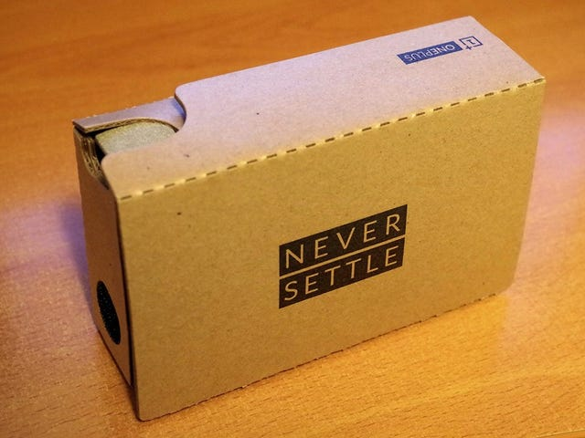 OnePlus Cardboard Virtual Reality Kit Review