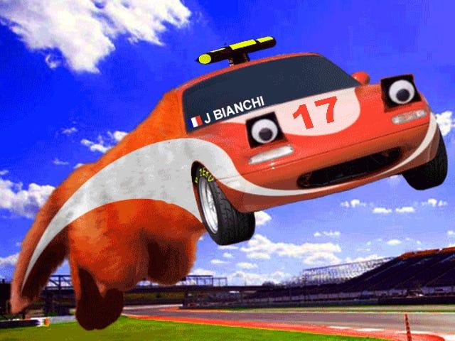 Ini adalah penghormatan saya kepada Encik Jules Bianchi