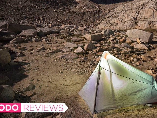 Slingfin 2Lite Review: Everest Tent Tech For The Backpacker