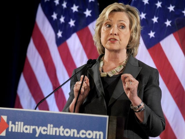 Linda Tripp ei halua Hillary Clintonin tulla presidentiksi