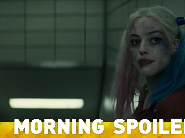 ¿El <i>Suicide Squad</i> la historia de origen de los cómics a Harley Quinn?
