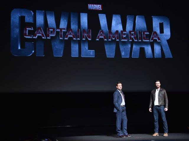 """Will Inhumans bein """"Capt. America: Civil War""""?"""
