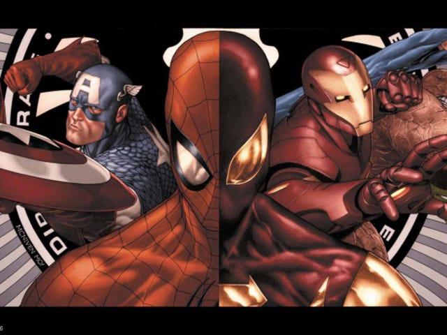 """How""""Capt. America: Civil War"""" could inspire Spider-Man to weara mask"""