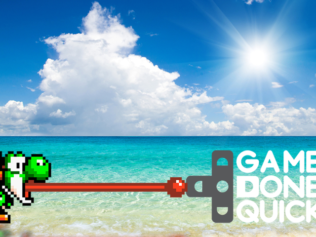 Watch The Weeklong Summer Games Done Quick Charity Speedrun Marathon