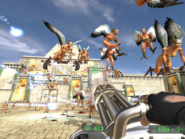 Player Discovers Serious Sam's Deepest Secret 14 Years After Release