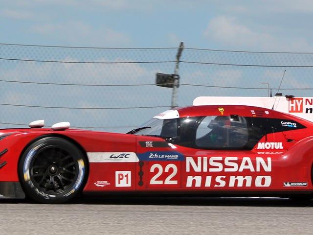 Nissanin Bonkers Le Mansin prototyyppi ei ole kuollut, työskentelee nopeammin