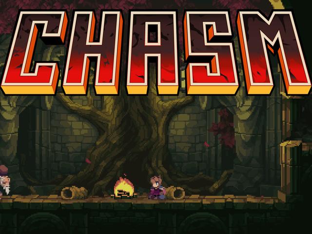 <i>CHASM</i> - Le meilleur Metroidvania à être libéré cette année (heureusement)