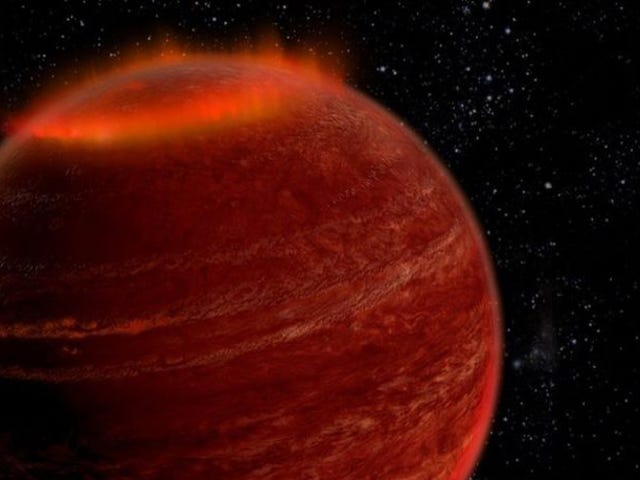Astronomers Found a Million-Times-Brighter Aurora—18 Light Years Away