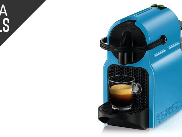 Yksinkertaisin espressokeitin on unohtumaton $ 63 tänään