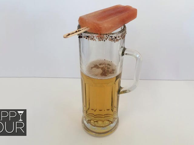 Cool Off Dengan Michels Popsicle Dunked In Your Favorite Beer