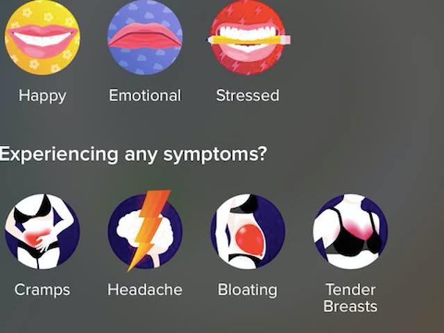 Ruby Melacak Kesehatan Menstruasi, Seksual, dan Reproduksi Anda