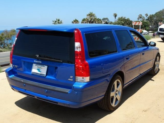 OH GOD - VOLVO V70 R! I WANT IT!