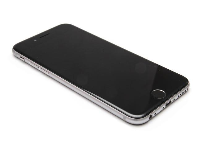 Juuri sain mustan Iphone 6: n, ei tarkistanut muita puhelimia.