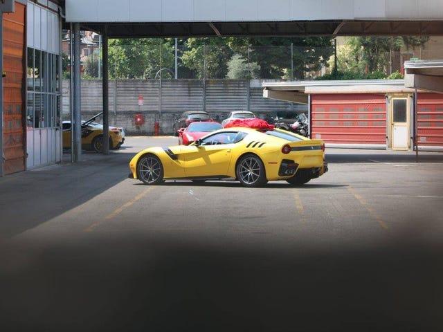 Ferrari F12 Speciale / HGTE / GTO Spyshot