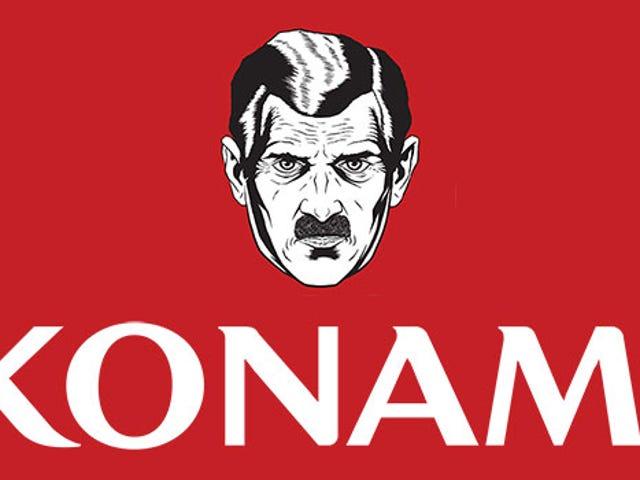 Report: Konami Is Treating Its Staff Like Prisoners