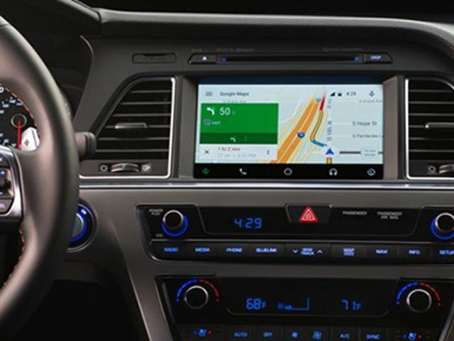Voici comment mettre Android Auto sur votre Hyundai en ce moment