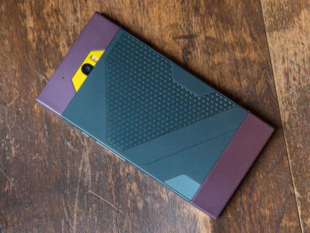 Bây giờ bạn có thể đặt hàng trước điện thoại Turing điên, tất cả kim loại, siêu an toàn