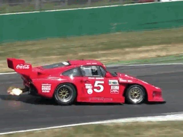 Турбо, китовые хвосты и широкие тела сделали Kremer Porsches So Kickass