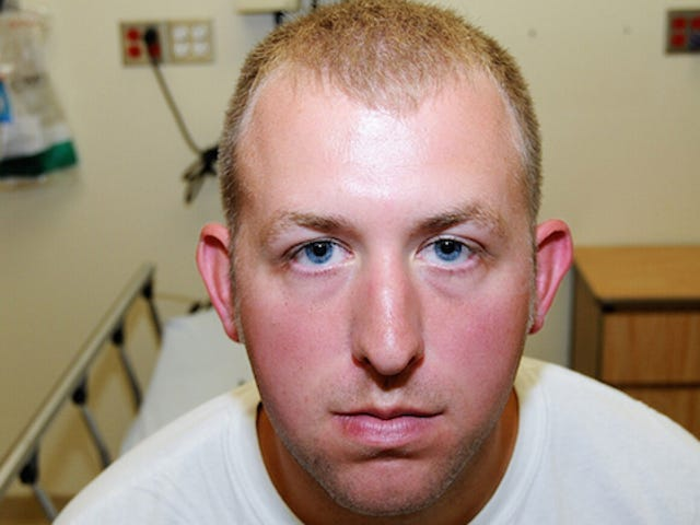 Officer Darren Wilson Still Can't See How He Could Possibly Be Racist