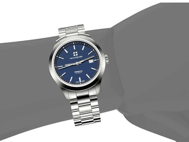 Anda Boleh Bayar $ 9,300 untuk Melampirkan Apple Watch ke Watch Fancier Bahkan