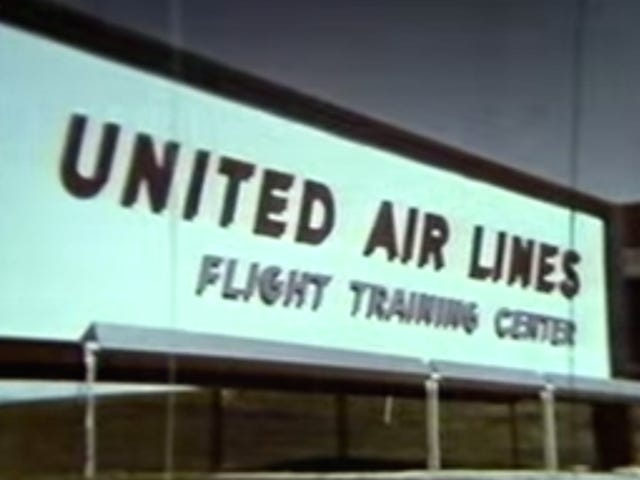 This Vintage United Air Lines Training Film Is A Time Warp To 1969