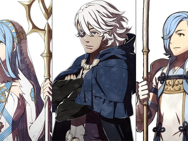 Adventures in Fire Emblem Breeding