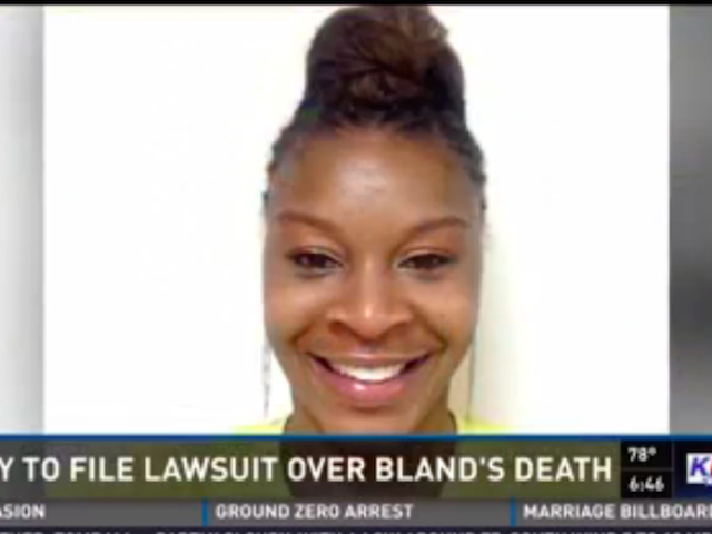 Sandra Bland's Family Is Suing Trooper Who Arrested Her