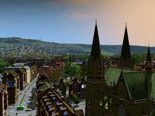 Some good news coming out of Gamescom for fans of city builders: Cities: Skylines from Paradox Inter