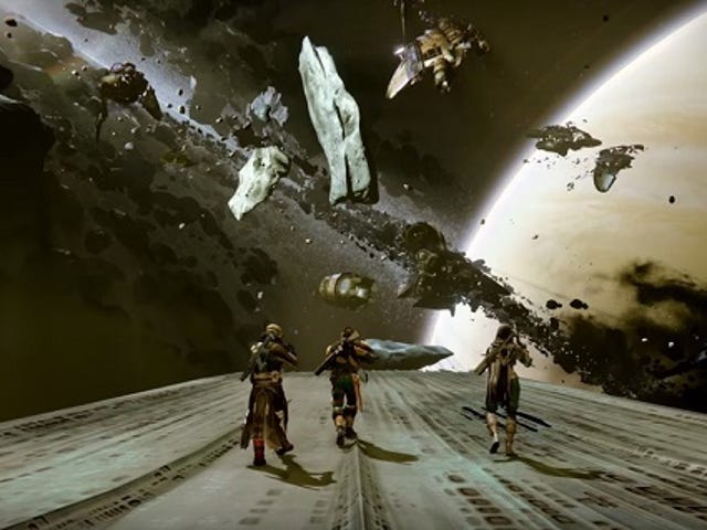 Destiny: The Taken King Tunog Ng Destiny: The Taken King Nangunguna Bilang Impiyerno