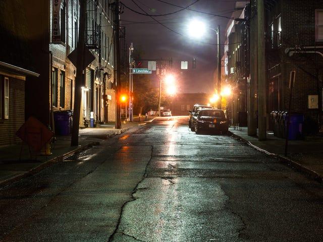 Sokak Lambaları Aslında Suçu Önlemiyor