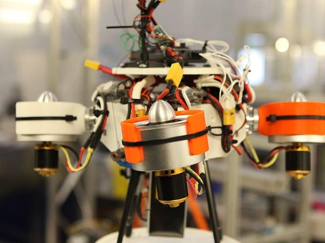 NASA, Ay ve Mars'ta Kaynak Bulmak İçin Bu Gaz Jet Uçağı İstiyor