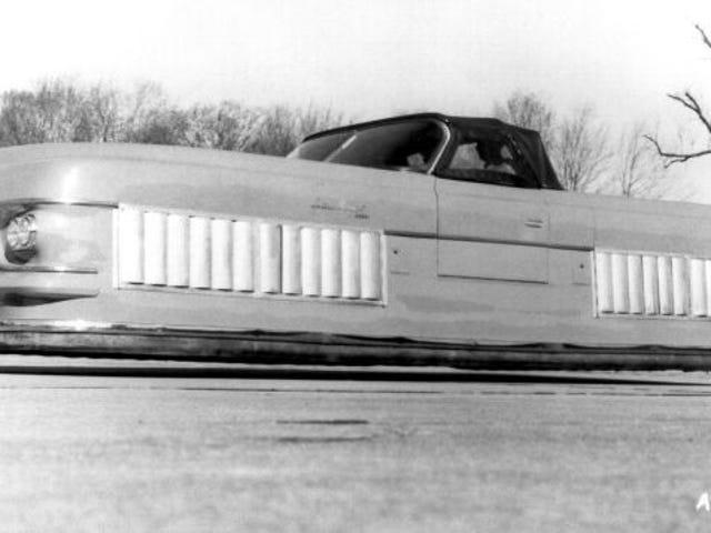 Quali automobili sarebbero migliori come Hovercars?