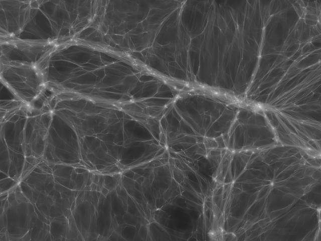 """Hành tinh của chúng ta có thể mọc ra """"lông"""" siêu đậm đặc của Dark Matter"""